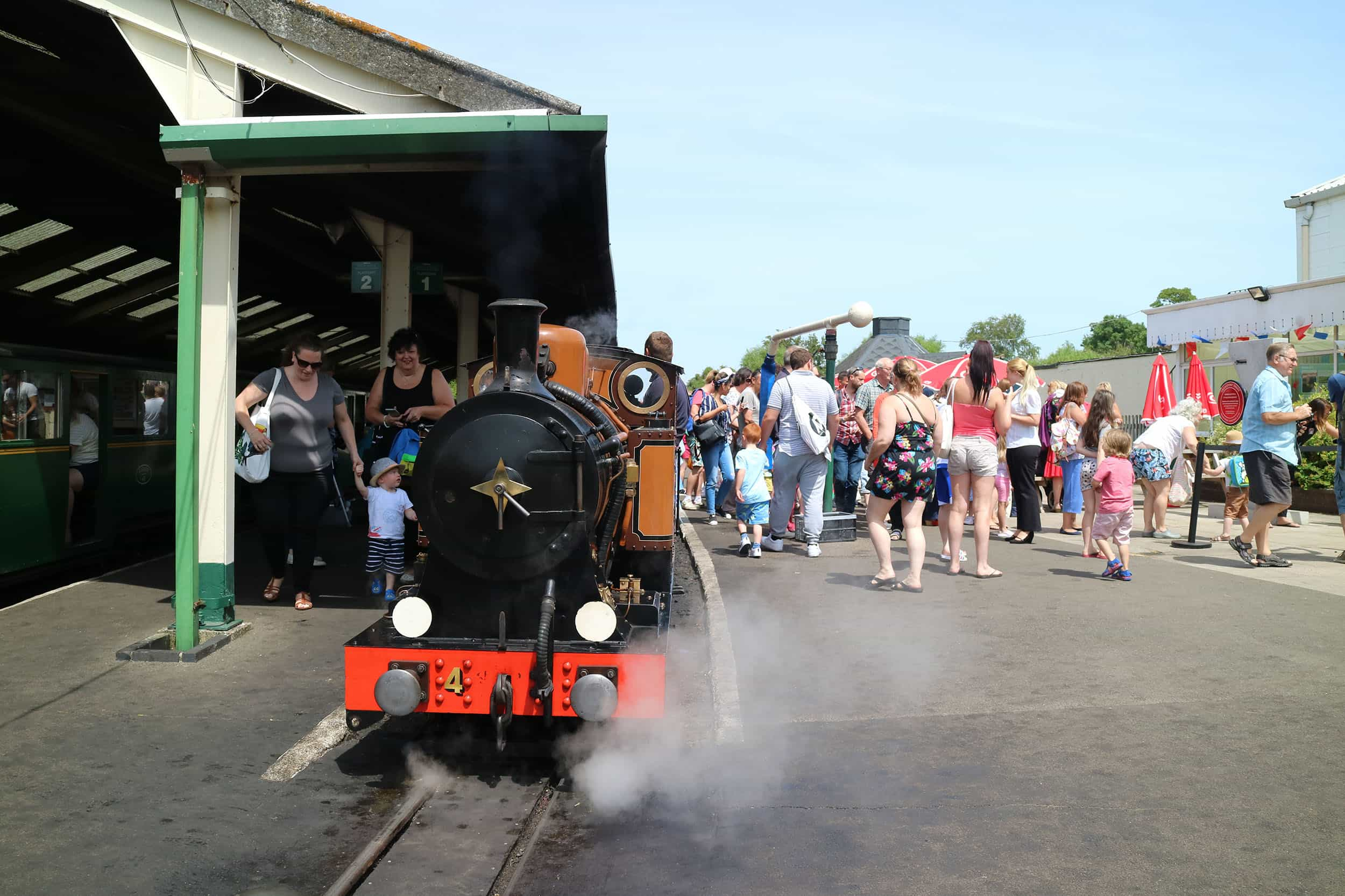 The Bug Club | Membership | Romney Hythe & Dymchurch Railway