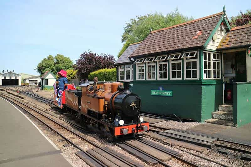 Under 11s Bug Club Romney, Hythe & Dymchurch Railway