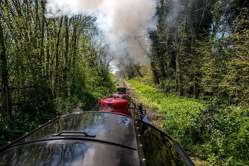 Romney, Hythe & Dymchurch Railway Silver Course Experience