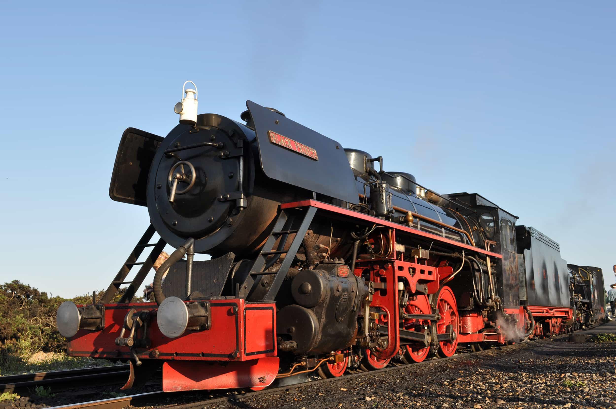 Black Prince - Romney, Hythe & Dymchurch Railway