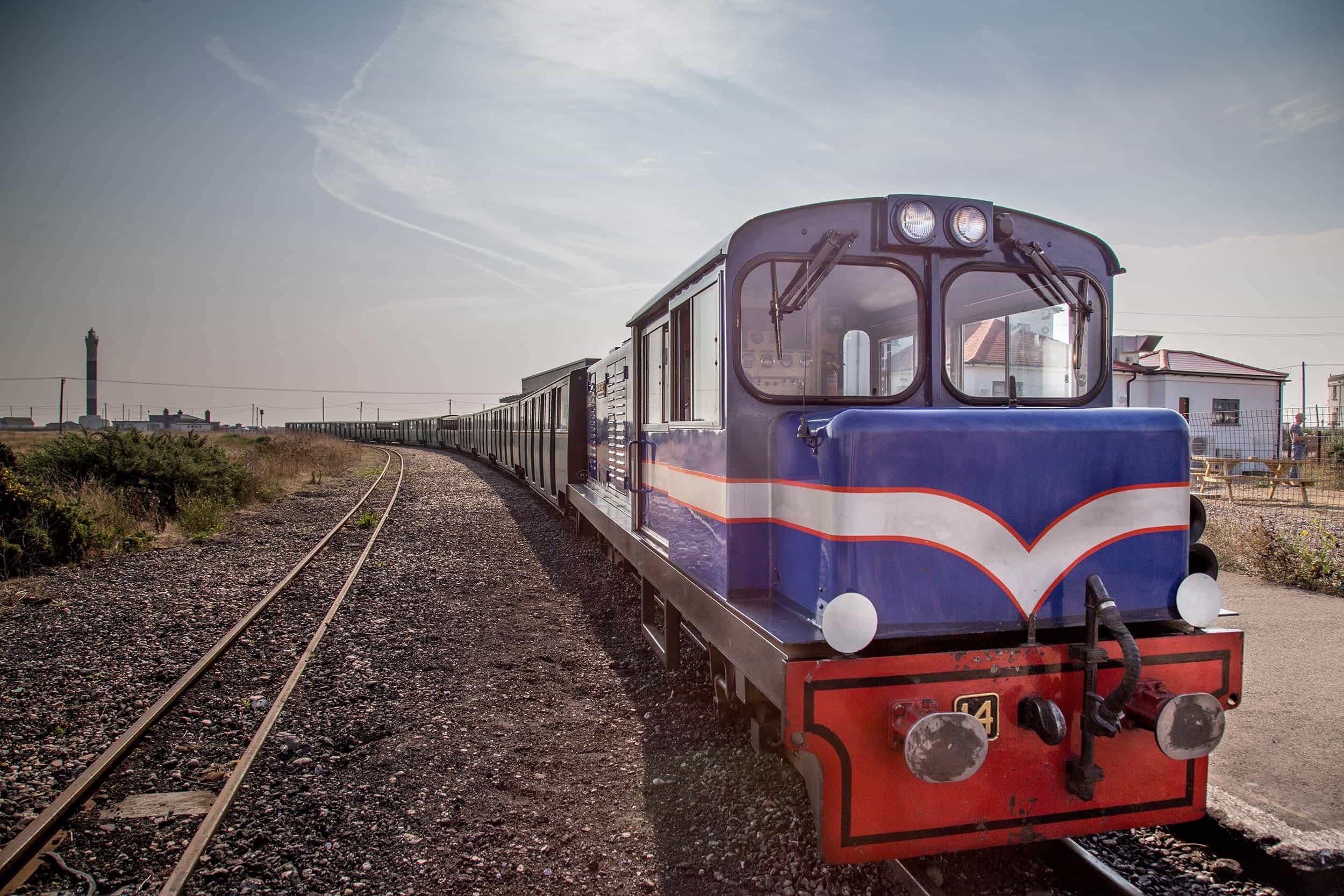 Captain Howey - Romney, Hythe & Dymchurch Railway