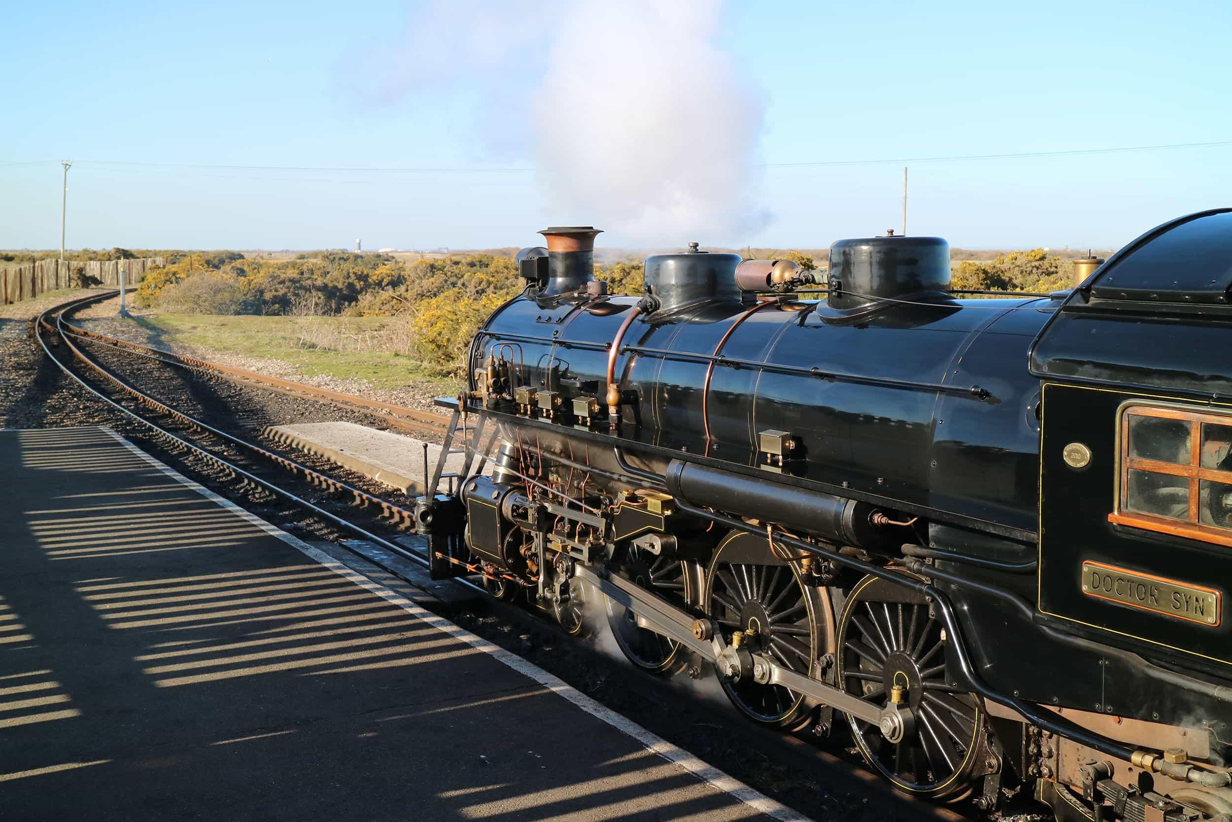 Doctor Syn - Romney, Hythe & Dymchurch Railway