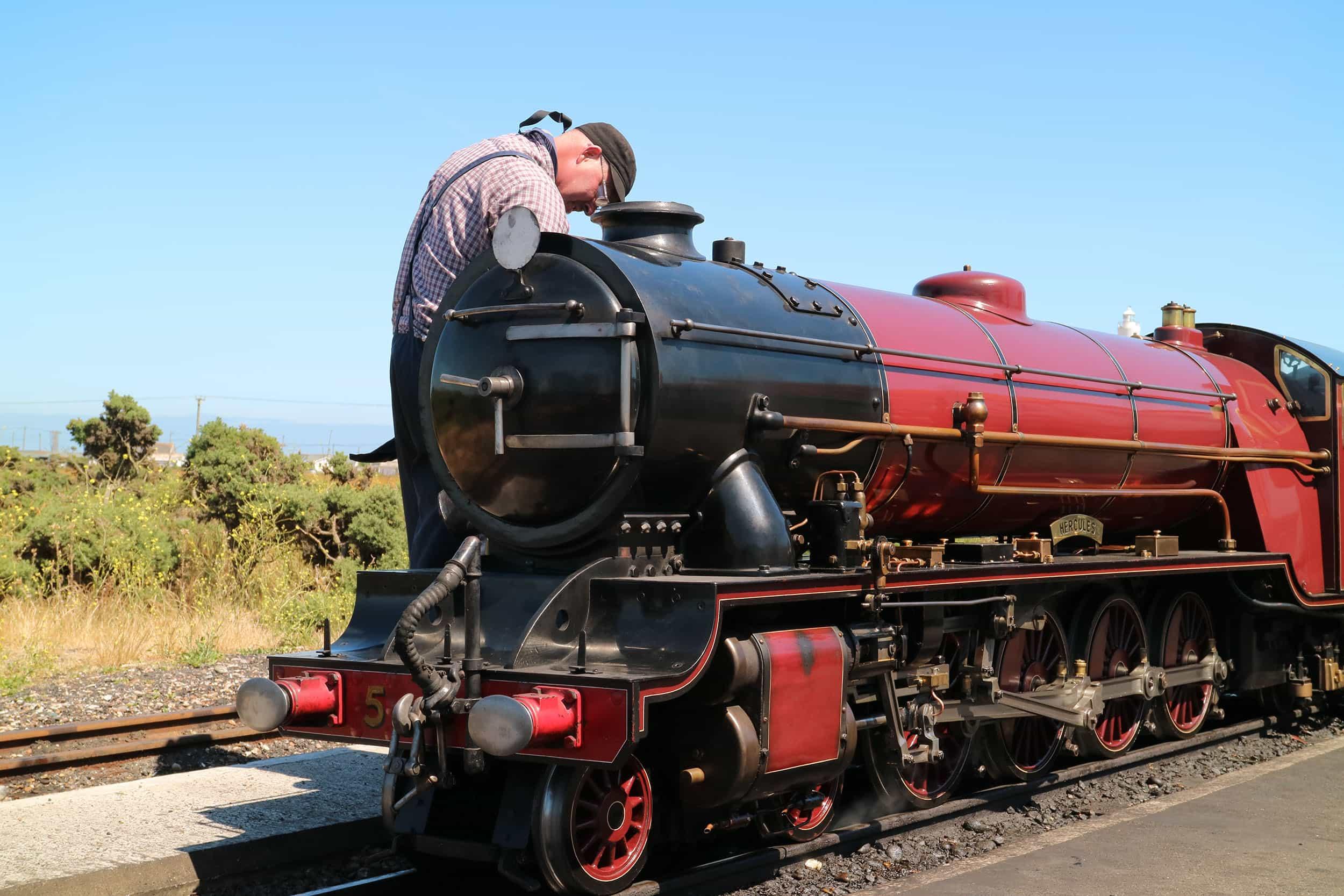 Hercules - Romney, Hythe & Dymchurch Railway