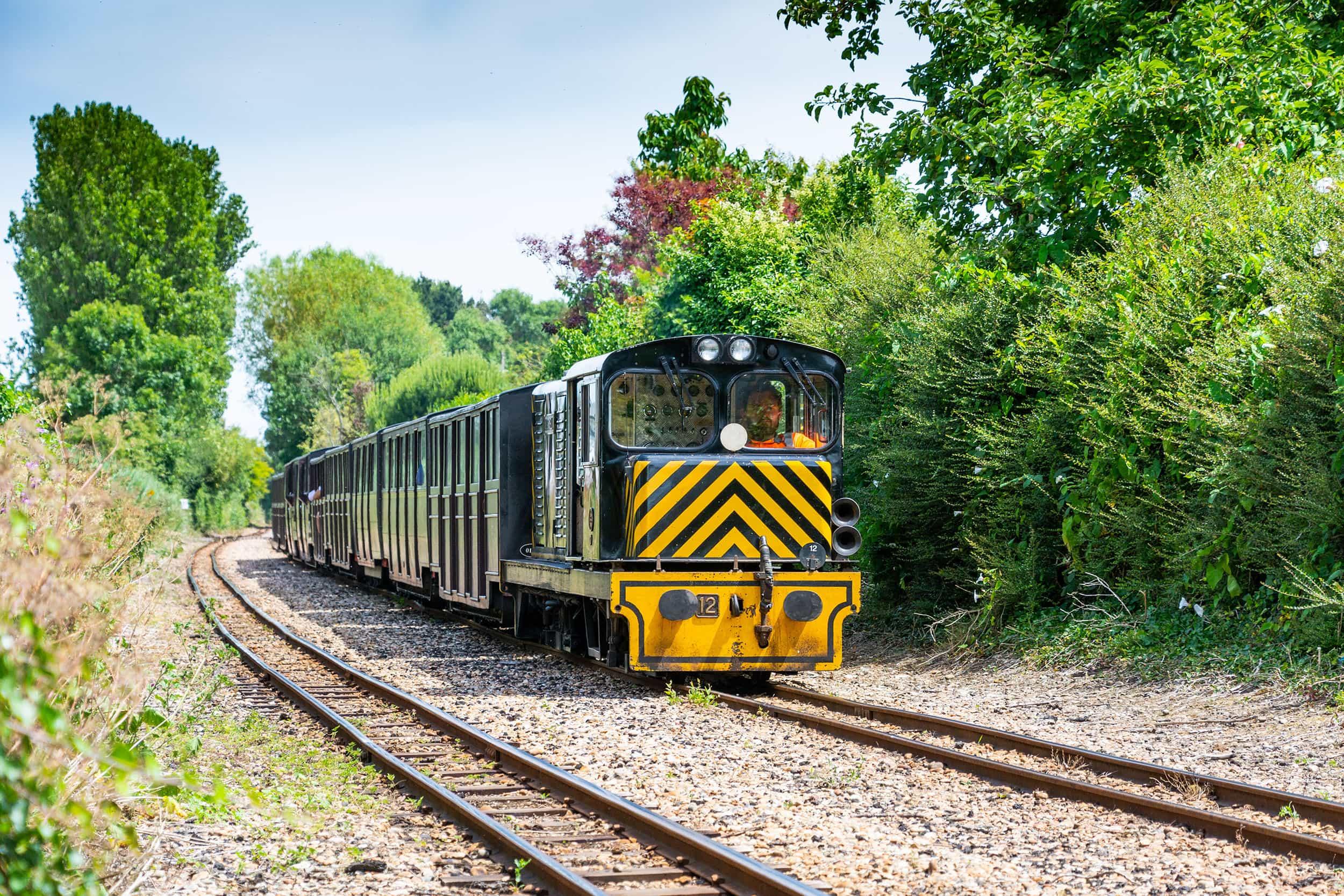 J B Snell - Romney, Hythe & Dymchurch Railway