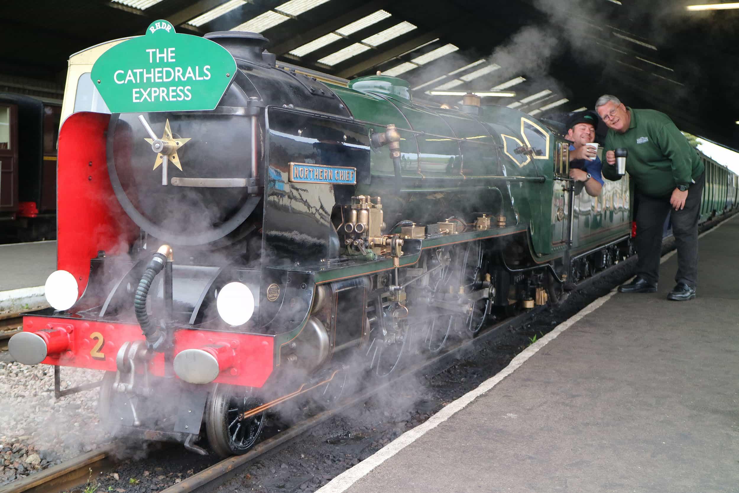 Northern Chief - Romney, Hythe & Dymchurch Railway