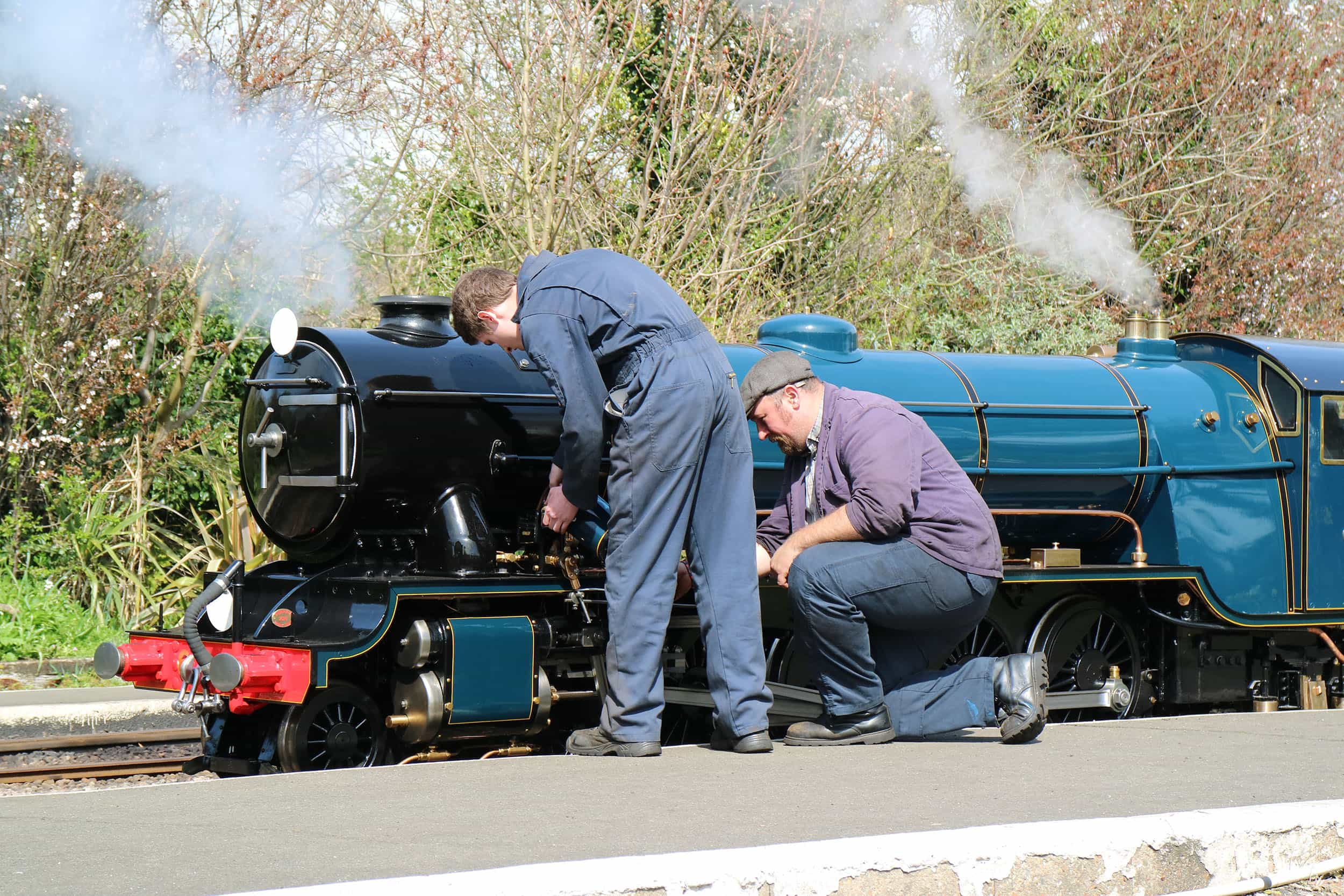 Samson - Romney, Hythe & Dymchurch Railway