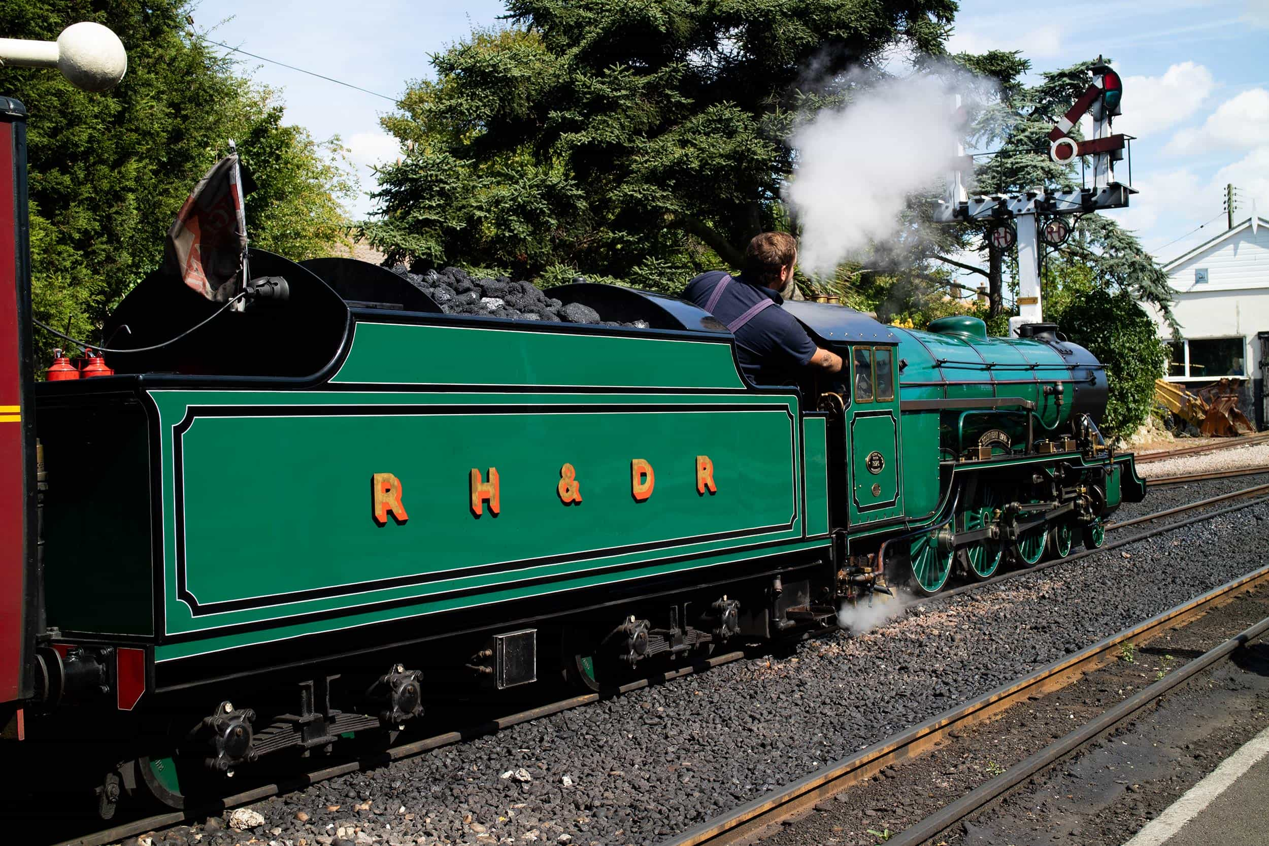 Southern Maid - Romney, Hythe & Dymchurch Railway