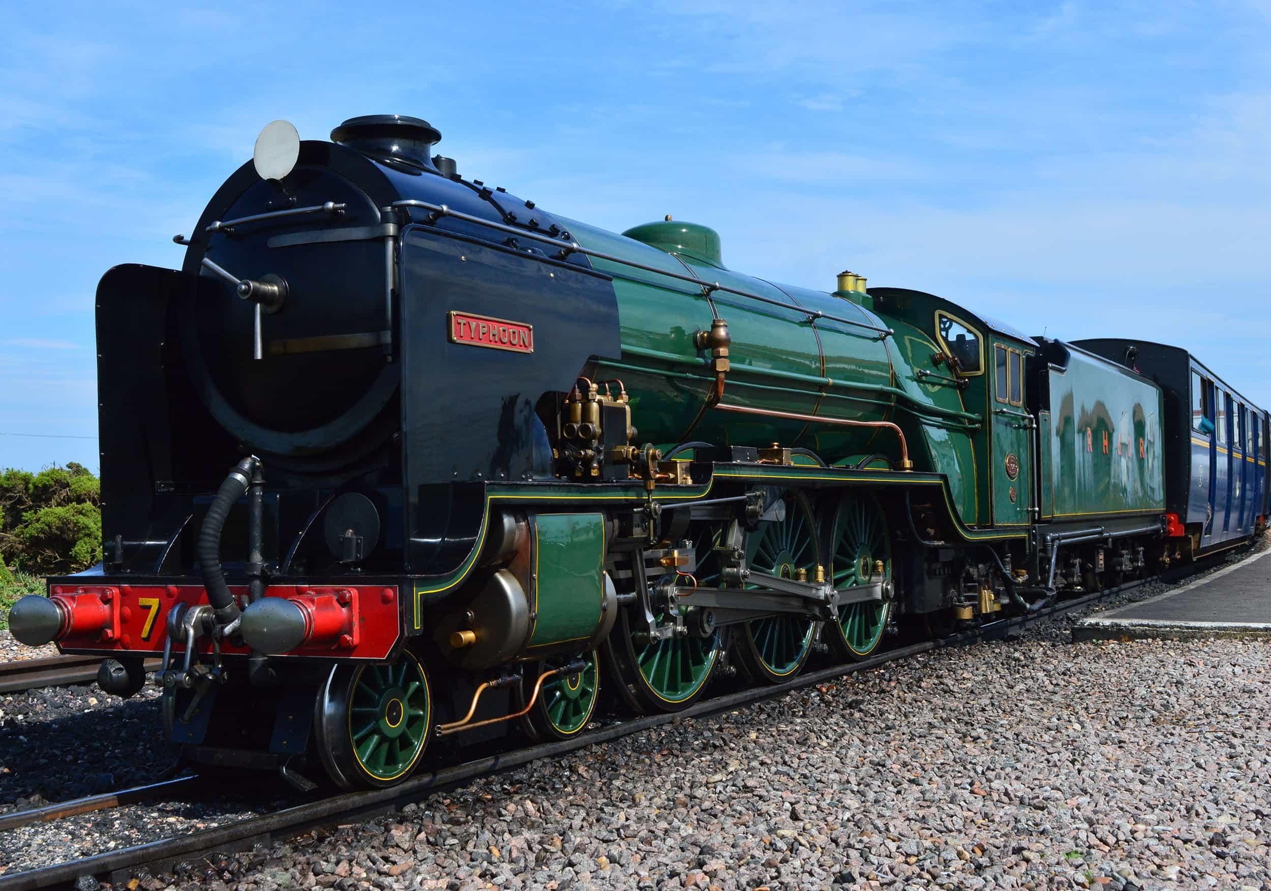 Typhoon - Romney, Hythe & Dymchurch Railway