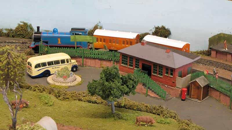 Model Railway Exhibition at Romney, Hythe & Dymchurch Railway