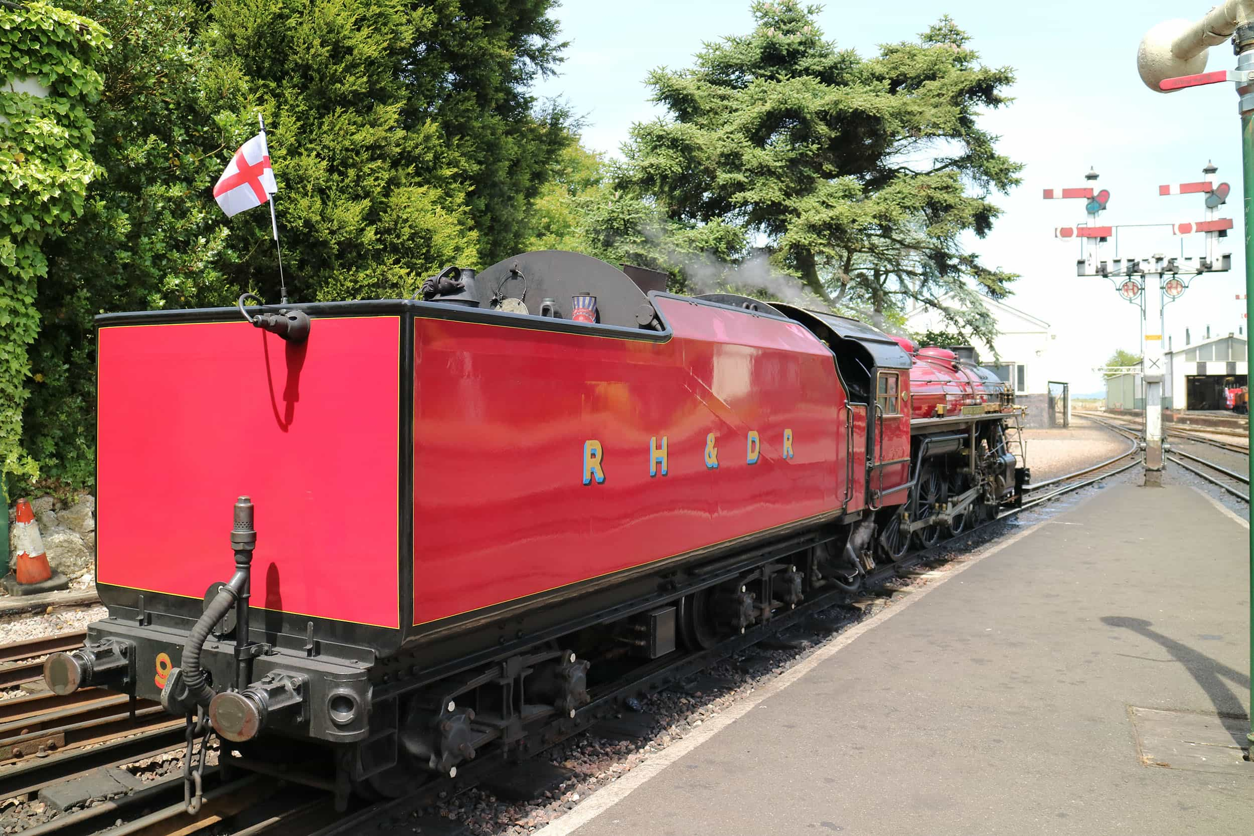 Special Events at Romney, Hythe & Dymchurch Railway