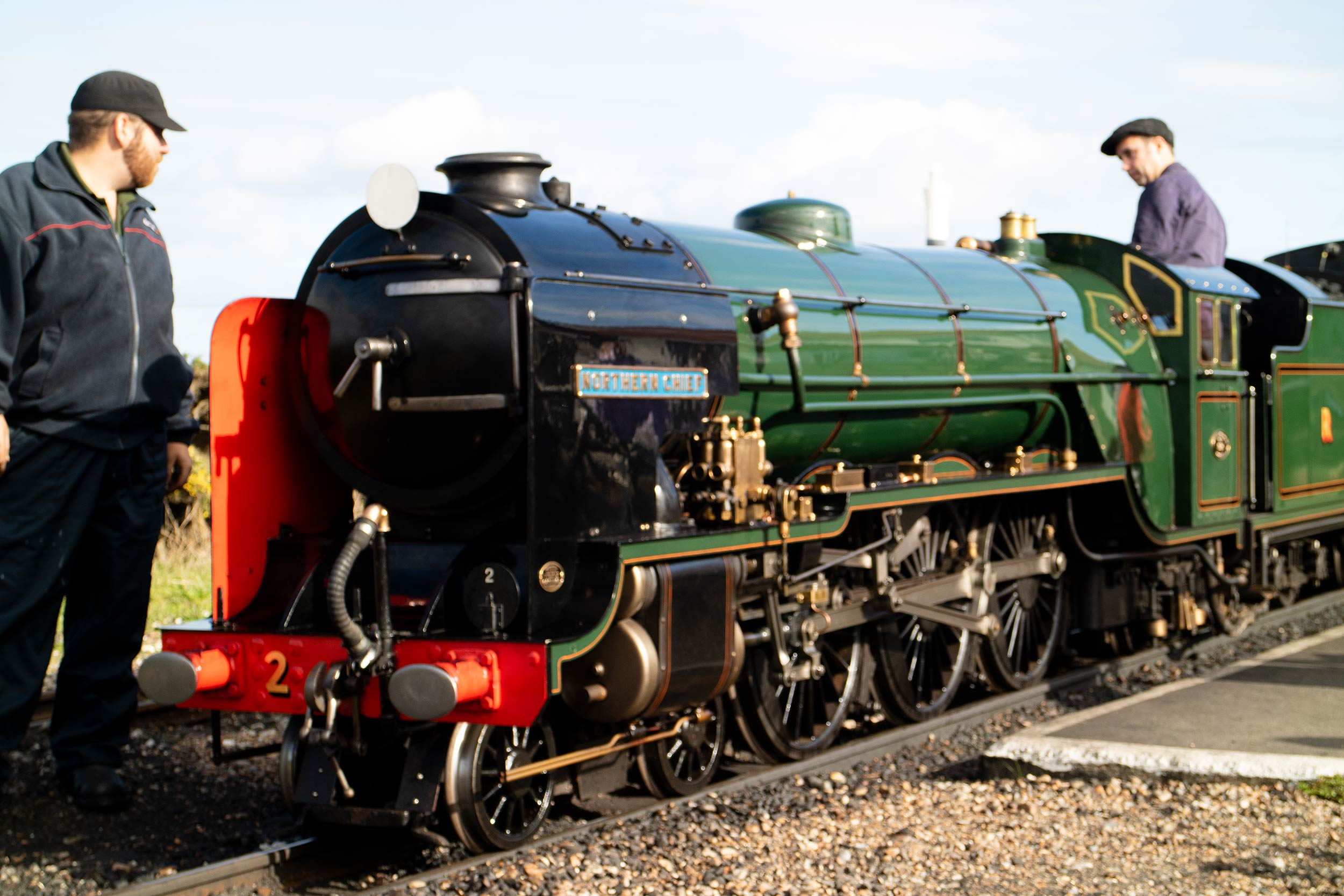 Job vacancies at Romney, Hythe & Dymchurch Railway